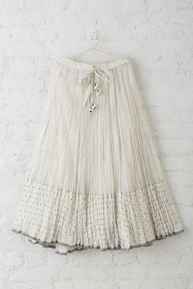 Goodearth - Sufi:Shabnam Cotton Silk Lehenga