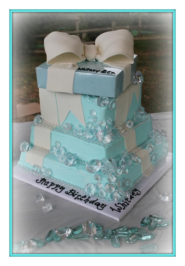 20th Birthday Cake Ideas
