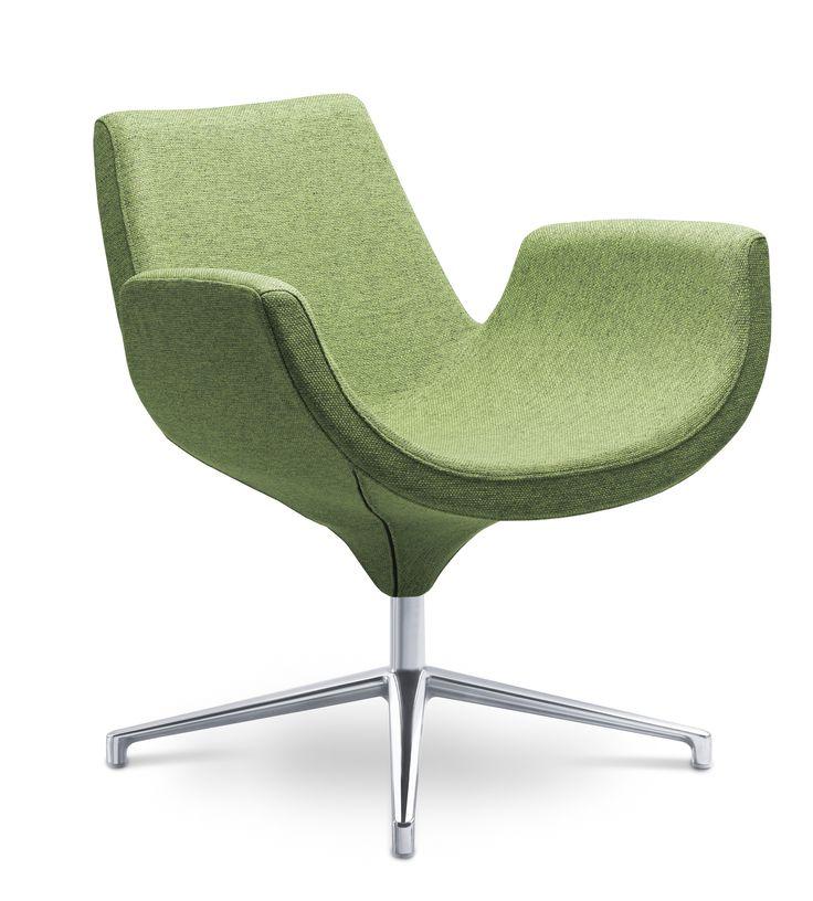 Relax Drehstuhl Mit Mittelhoher Rückenlehne Lounge Sessel Von Desigano Neu  Bei Desigano.com EUR 746