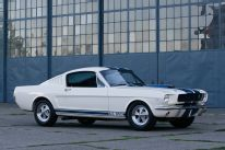 1965 Ford Mustang Gt 500 Shelby Prototype Side