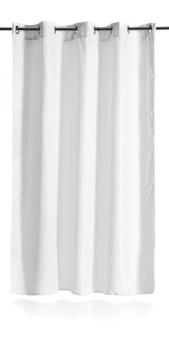 #Lineabeta #Linea Doccia Duschvorhang 71801.09 | #Modern #Stoff | im Angebot auf #bad39.de 65 Euro/Stk. | #Italien #Bad #Accessoires #Badezimmer #Einrichtung #Ideen #Gadgets