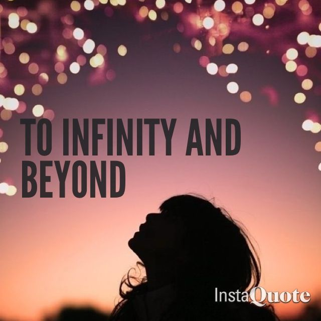 Infinity Love Quotes: 1000+ Images About I N F I N I T Y ! On Pinterest