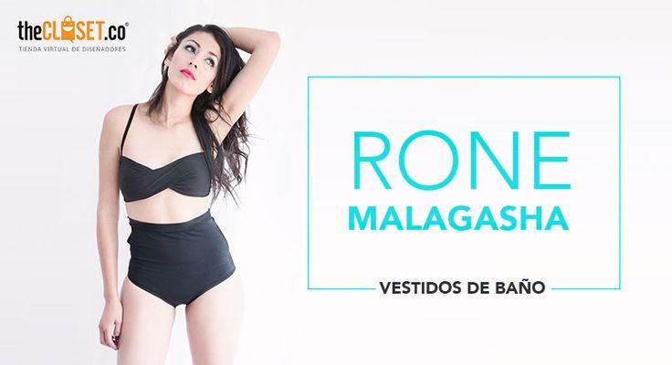 Vestidos de Baño para mujeres con curvas, encuéntralos en nuestra tienda online con la marca Rone malagasha #DiseñoIndependiente #RedDeDiseñadores