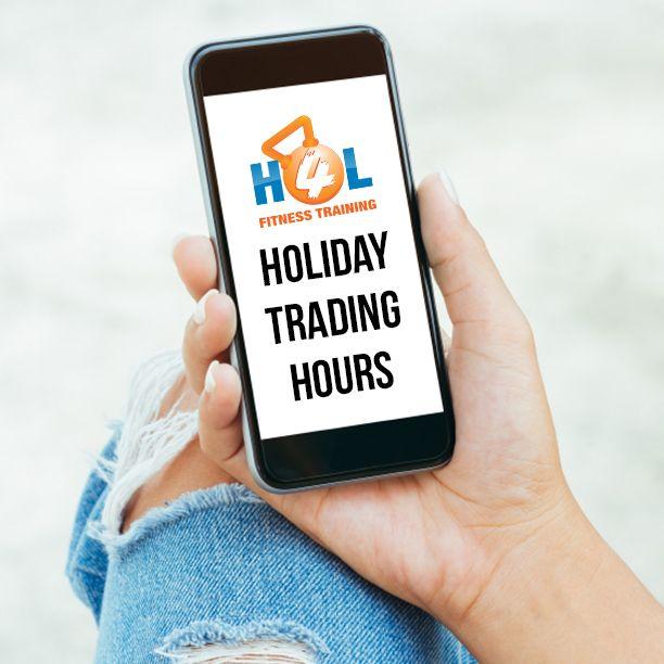 H4L Trading Hours: Closed - 20/12/15 - 4/1/16 http://healthy4life.net.au   #outdoorfitness #trainhailorshine #socialfitness #crossfit #bootcamp #befit #bemotivated #workout #exercise #fitnessinspiration #healthy4lifefitness #H4L