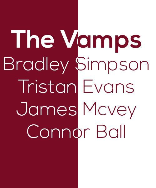 -The Vamps