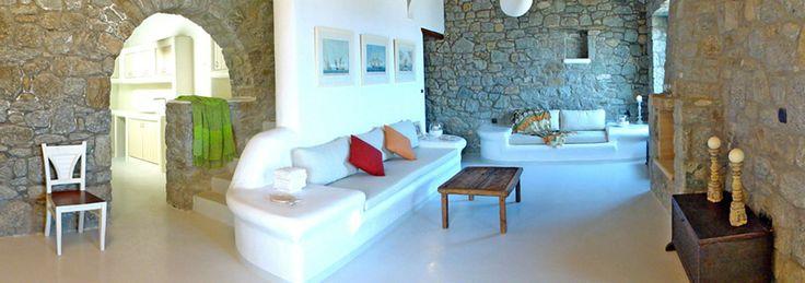Lilium Villa Living Room