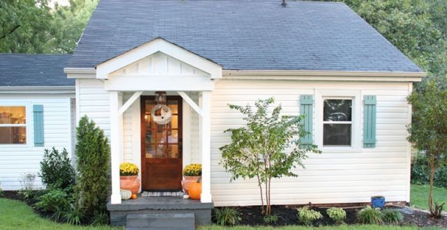 A Cute Cottage Gets the Character It Craves in this makeover.