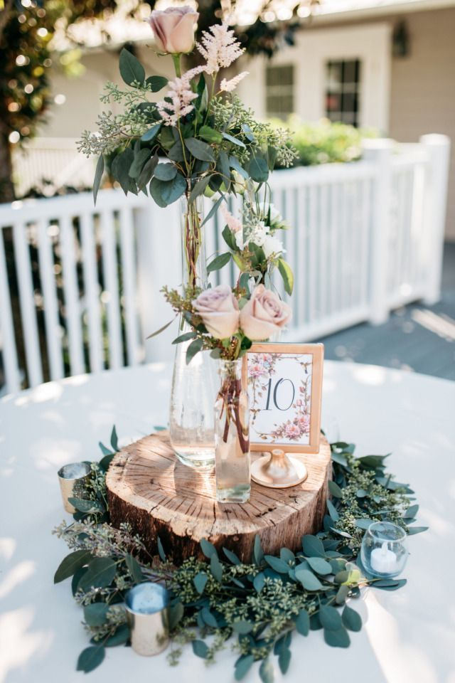 37 Romantic Greenery Wedding Centerpieces for 2019