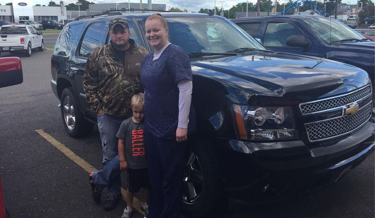 Keely, we hope you enjoy your new 2013 CHEVROLET TAHOE.  Congratulations and best wishes from Orr Chevrolet and TYANTHONY JONES.