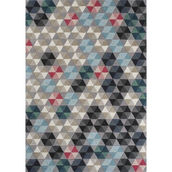 Wełniany dywan Colmena Multi, 140x200 cm | Bonami