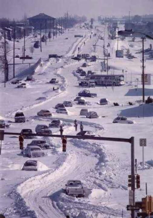 Denver Colorado blizzard of 1982