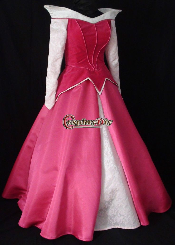 New Arrival Cheap Custom Made Adult Sleeping Beauty Dress Princess Dress Parks Version Costume $89.98