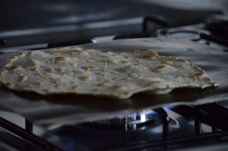 Piadine con esubero rinfresco Lievito Naturale | Giulia Cook Eat Love