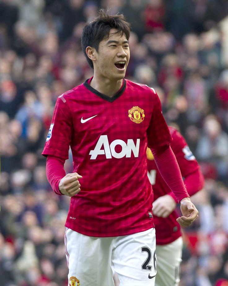 Shinji Kagawa @2013.03.02, PL 28th, Manchester United vs Norwich City