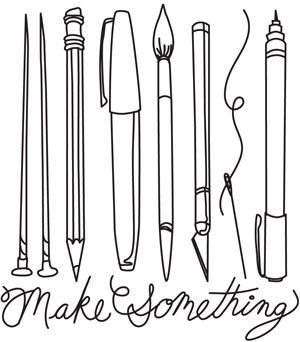 Make Something | Urban Threads: Unique and Awesome Embroidery Designs