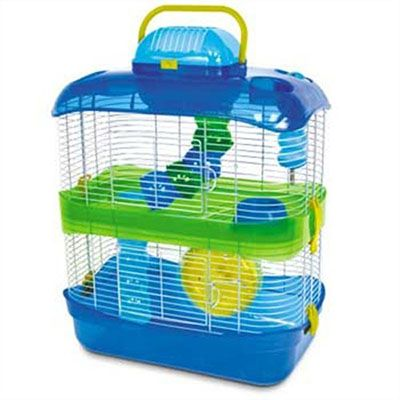 North Star Rescue's Guide to Pet Dwarf Hamster cages covers everything you need to know about choosing a safe and secure habitat for dwarf hamsters. With tips on cage safety, materials, sizing and more, you can make an informed decision about your hamster's home.