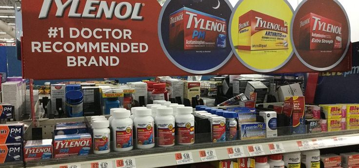 Shocking -Toxic Heavy Metal Particles Found In Kids Tylenol