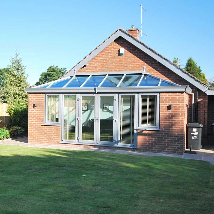 The Perfect Combination Of A Solid Home Extension And Light And Airy Living  Space, A Crystal Living Orangery Effortlessly Blends Practicality And  Elegance.