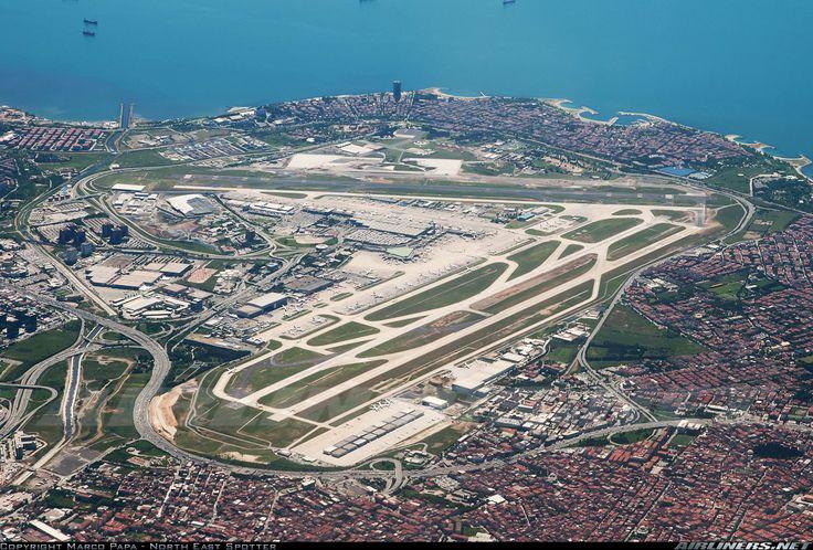İstanbul Atatürk Havalimanı (IST) (İstanbul Atatürk Havalimanı)