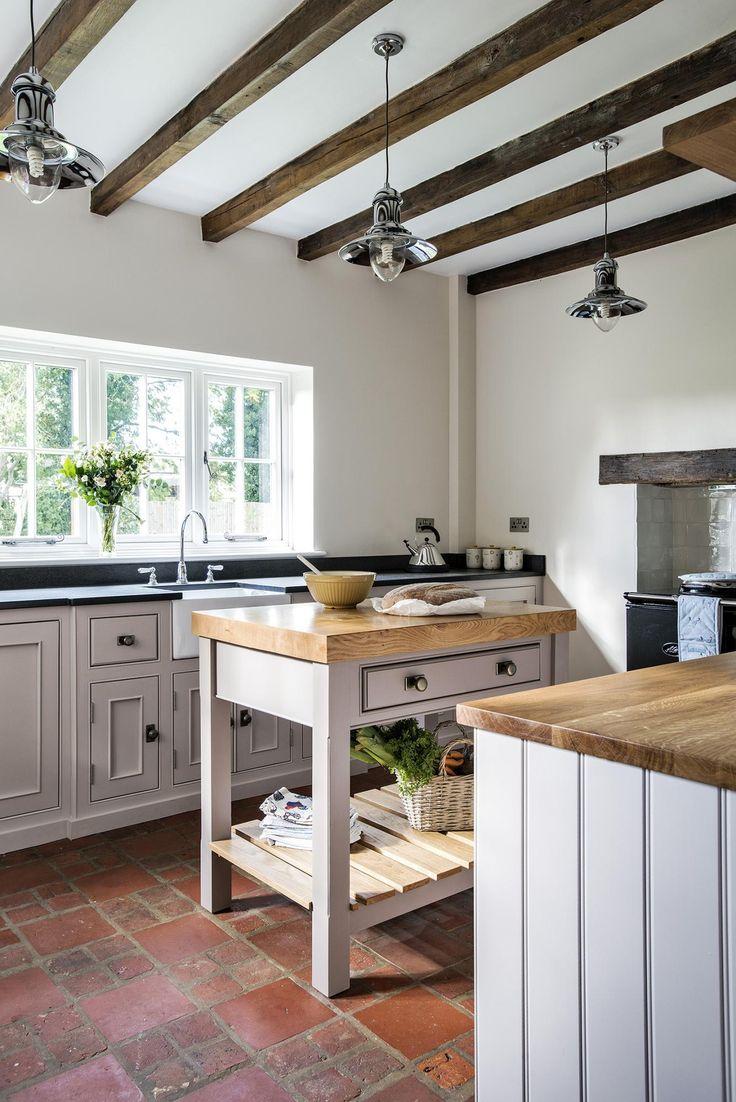 Cottage Kitchens 827 Best Cottage Kitchen Images On Pinterest  Cottage Kitchens