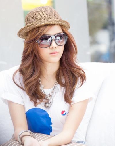 Nattasha Nauljam là diễn viên trẻ của Thái Lan. มันสวยมาก