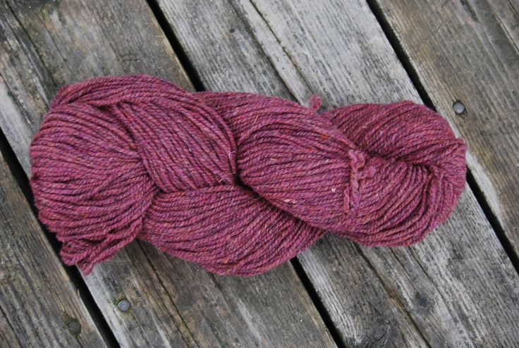 Sandstone Red 2 Ply Cottage Craft 100% Wool