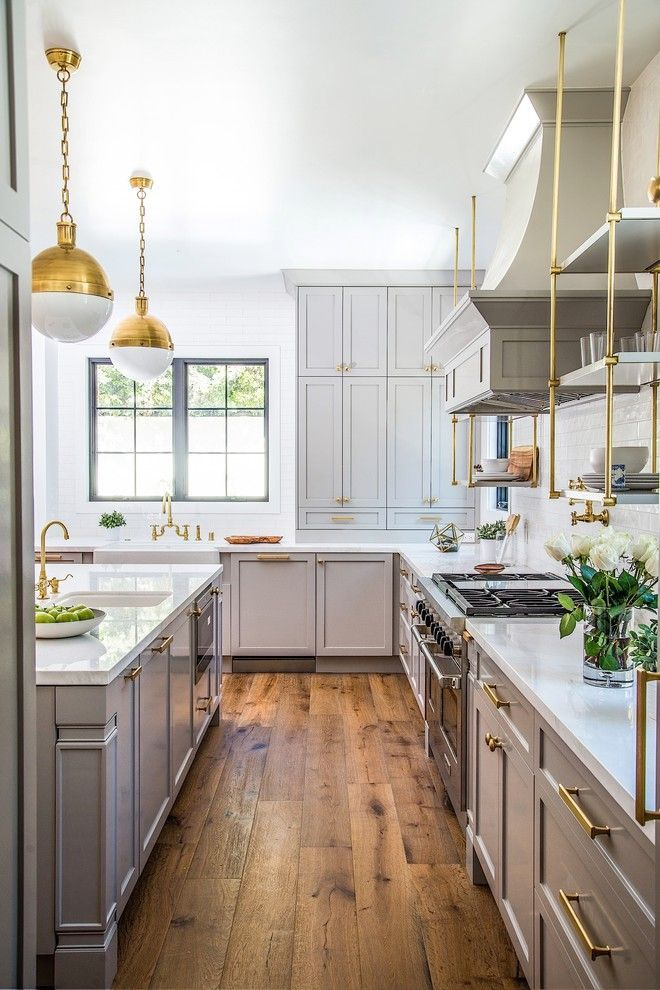 The Top 15 Kitchens Of 2016. Transitional ...