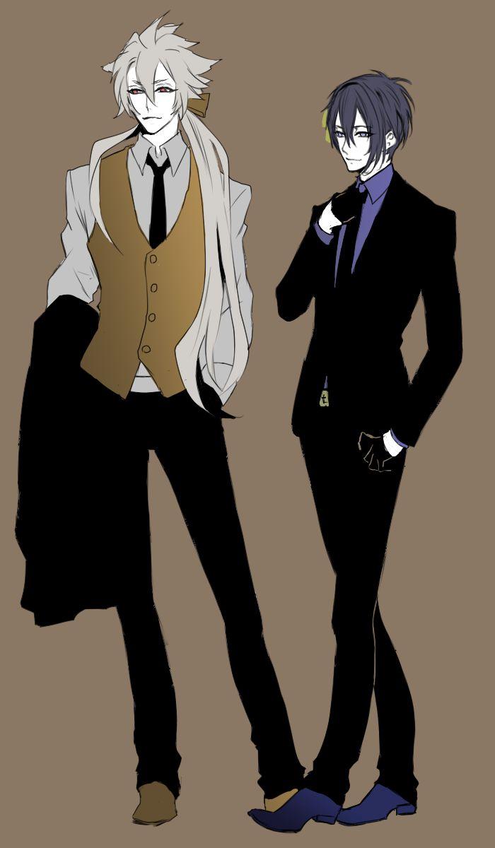 #刀剣男士スーツ企画                                                                                                                                                                                 もっと見る