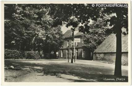 Loenen GL,Den Eikenboom 1950