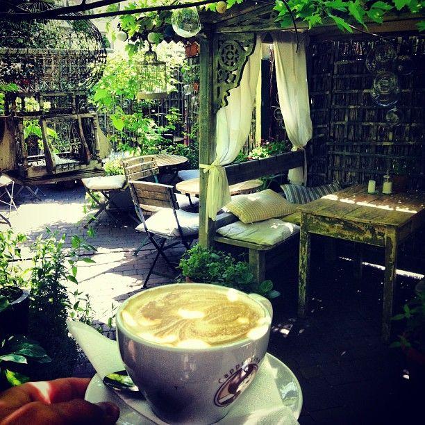 Found on Starpin. Zielona Weranda caffe #Poznan #coffee #restaurant