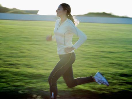 Running Workout: Fartlek Speed Play