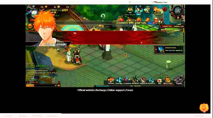 """Bleach Online"" is a Free MMORPG Game based on the Bleach manga. Players try to become the best Shinigami through challenging World BOSS, creating own guild, collecting Zanpakutō, and joining in special activities within the game. In the process of protecting Seireitei and the Human World from enemies, player becomes the most powerful Shinigami in Bleach Online."