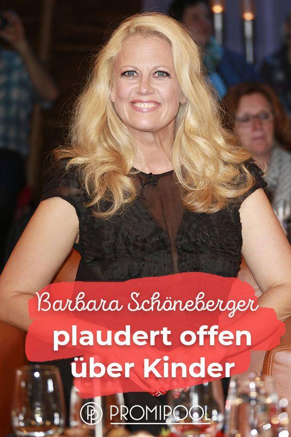Barbara Schoneberger Plaudert Ungewohnt Offen Uber Ihre Kinder Barbara Schoeneberger Schoeneberger Kinder
