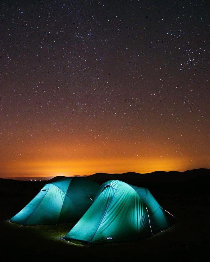 いいね!62件、コメント3件 ― TERRA NOVA EQUIPMENT LTDさん(@terranovaequipment)のInstagramアカウント: 「What a beautiful starry sky to set up camp under🌟💫. Wonderful image from @jamesfleet13…」