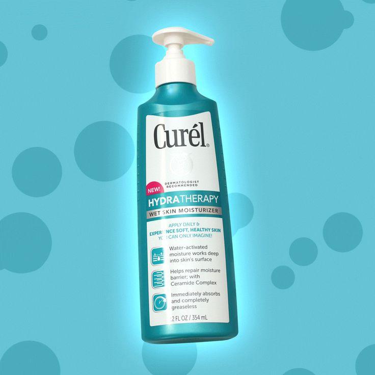 Ich habe in den letzten Wochen jeden Tag Magie erlebt – Magie! – in meiner Dusche Eigentlich … am Ende meiner Dusche, wegen dieser Flasche Cure