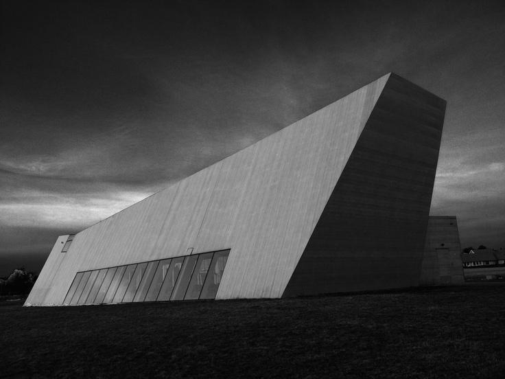 church in Jyllinge, Denmark by Jan Søndergaard