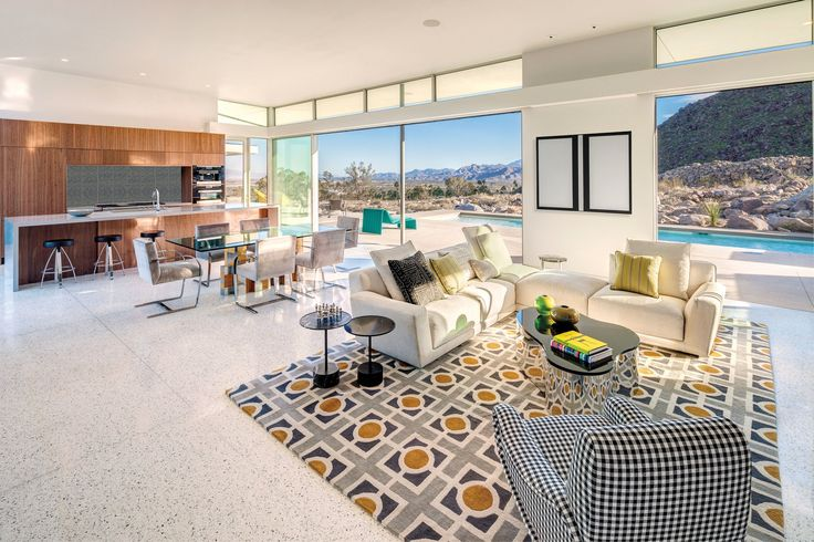 """""""The Project of a Lifetime"""": o2 Architecture Revives a Mid-Century Modern Classic in Palm Springs - Architizer"""