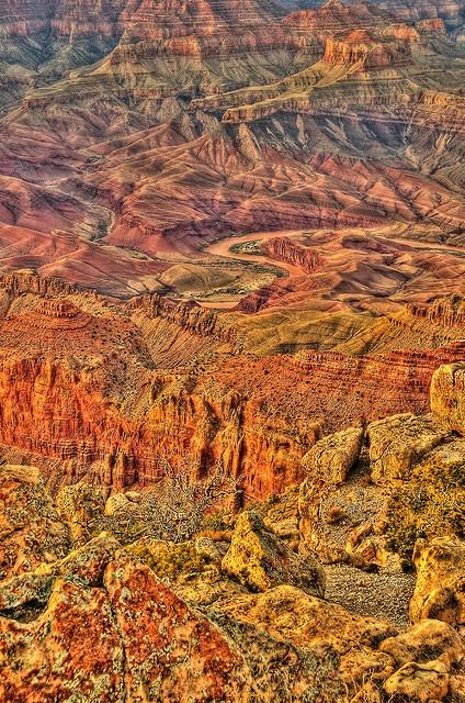 The Grand Canyon, Arizona by  JamesWatkins