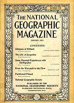 National Geographic (revista) - Wikipedia, la enciclopedia libre