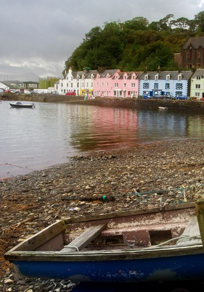 Portree , Isle of Skye, Scotland - British Country Clothing offer a great range of quality British made clothing ideal for country pursuits  #RePin by AT Social Media Marketing - Pinterest Marketing Specialists ATSocialMedia.co.uk
