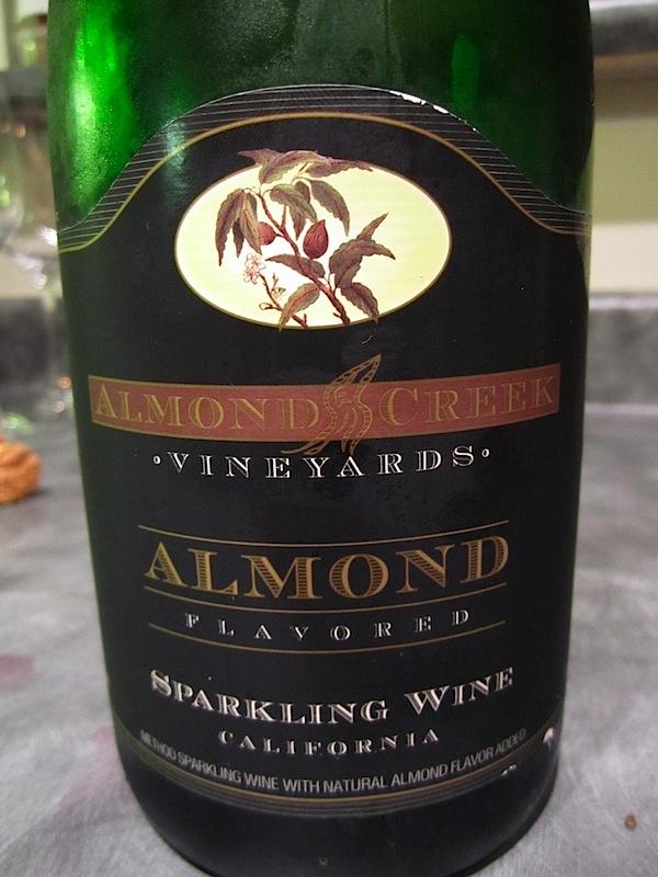 almond champagne
