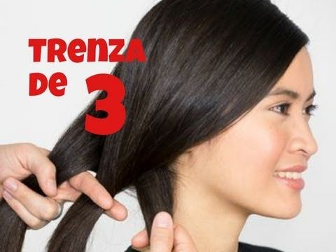 TRENZA DE TRES CABOS / THREE STRAND BRAID