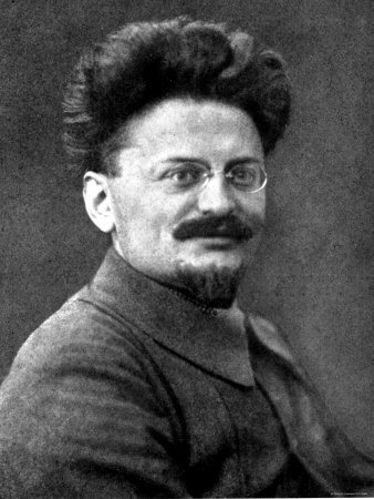 "Leon Trotsky ~ ""There are no absolute rules of conduct, either in peace or war. Everything depends on circumstances.""   And so ... now you've been warned about what is about to happen in America."