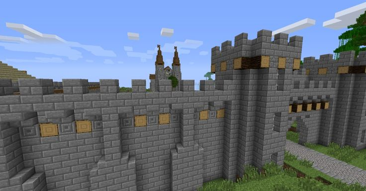 Minecraft Medieval Castle | medieval castle builders 2 medieval castle builders 2 diamonds