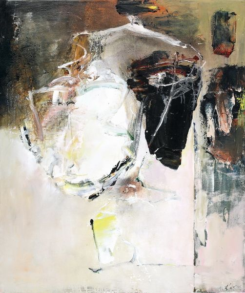 Chuang CheArt Three, Favorite Artists, Holly Mountain, Abstract Art, Art Explosions, Canvas 1996, Canvases 1996, Art Artists, Mountain 158X131Cm
