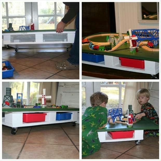 Kid playspace