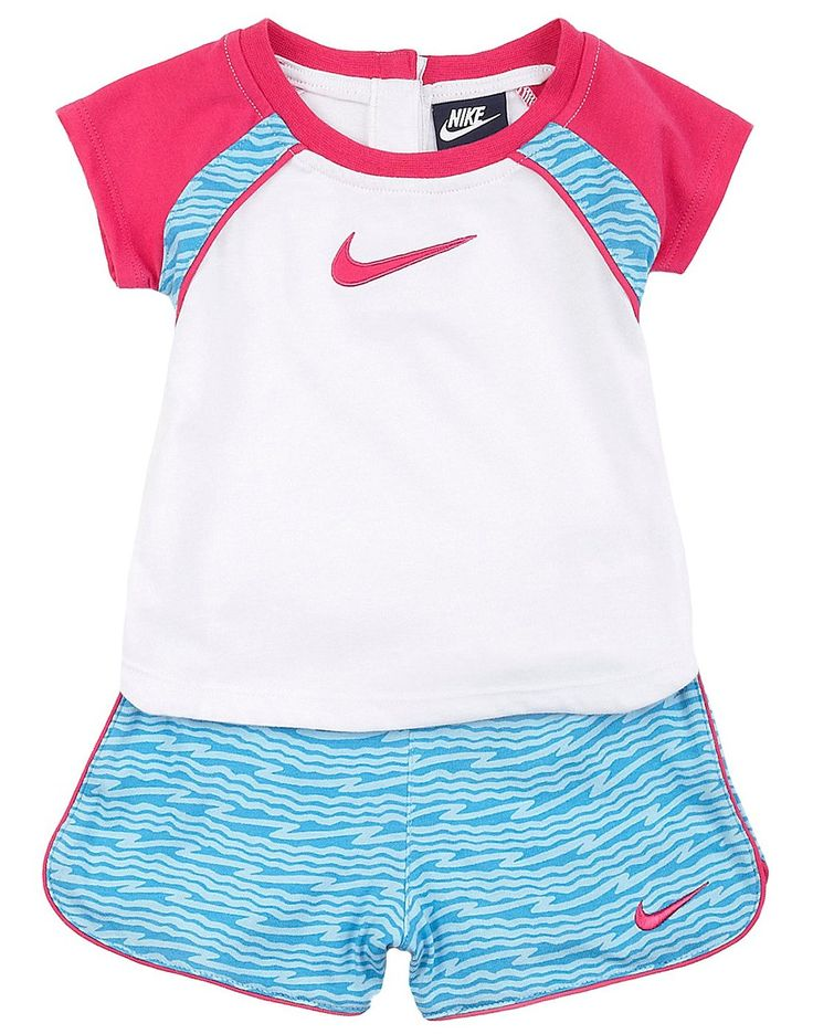 Nike Baby Girl Clothes Gorgeous 90 Best Nike Images On Pinterest  Little Girls Toddler Girls And Decorating Design