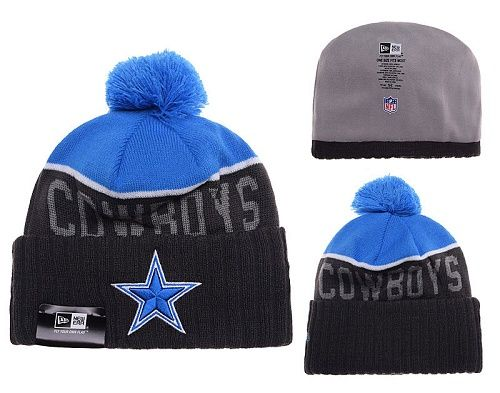 NFL Dallas Cowboys Stitched Knit Beanies 004