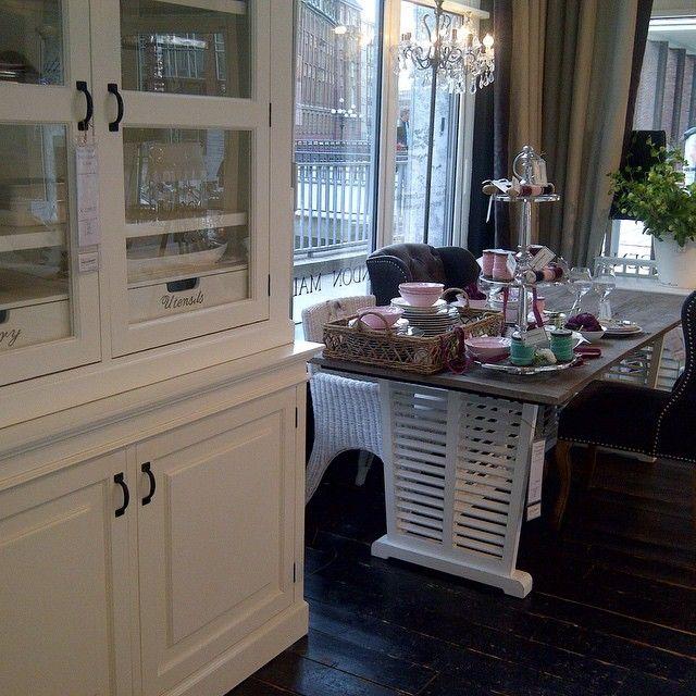 232 best riviera maison eetkamer images on pinterest. Black Bedroom Furniture Sets. Home Design Ideas