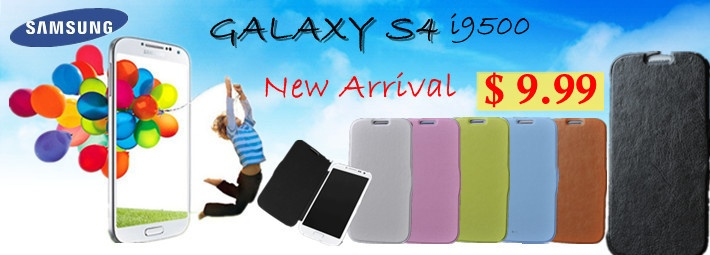 New arrival Samsung Galaxy S 4 i9500 cases
